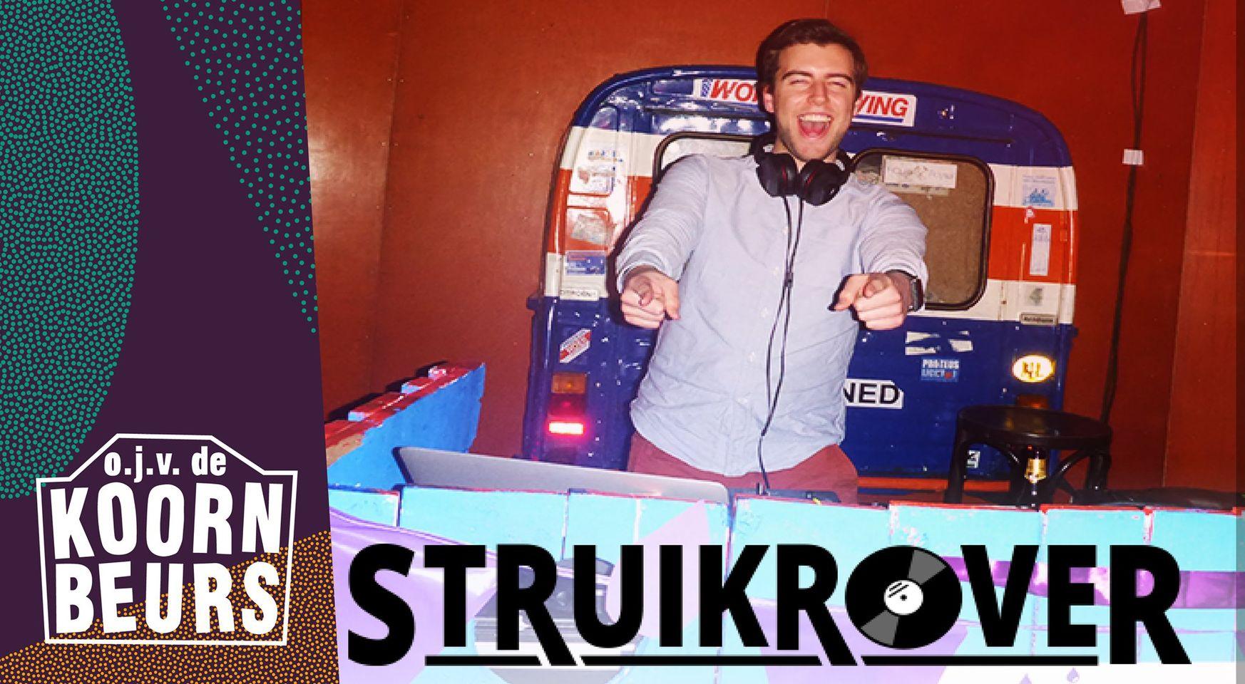Live Techno: DJ Struikrover